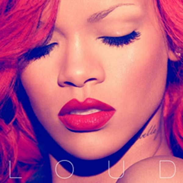 Rihanna's fifth studio album, 'Loud' was released on November 15th of this year.