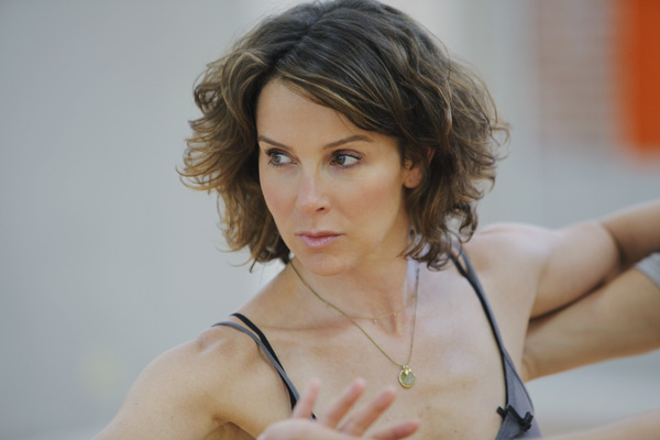 Jennifer Grey joins two-time mirror ball champion Derek Hough for his seventh season.