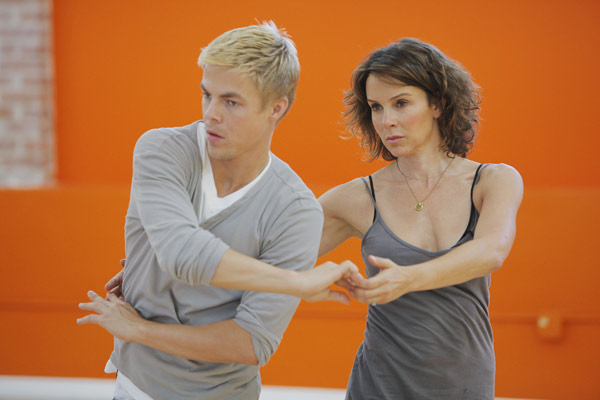 "<div class=""meta image-caption""><div class=""origin-logo origin-image ""><span></span></div><span class=""caption-text"">Jennifer Grey joins two-time mirror ball champion Derek Hough for his seventh season. The season 11 star-studded cast and their professional partners get ready to break in their dancing shoes on ABC' 'Dancing With the Stars' for the long awaited two-hour season premiere, Monday, September 20. (ABC/Greg Zabilski)</span></div>"