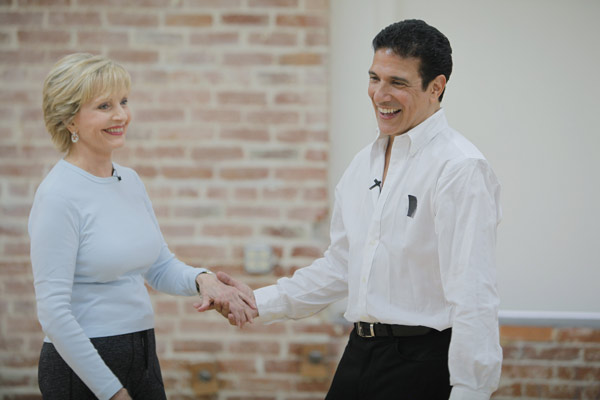 "<div class=""meta ""><span class=""caption-text "">Florence Henderson joins Corky Ballas for his second season on the show. The season 11 star-studded cast and their professional partners get ready to break in their dancing shoes on ABC' 'Dancing With the Stars' for the long awaited two-hour season premiere, Monday, September 20. (ABC/Greg Zabilski)</span></div>"
