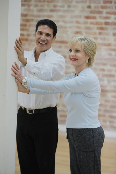 "<div class=""meta image-caption""><div class=""origin-logo origin-image ""><span></span></div><span class=""caption-text"">Florence Henderson joins Corky Ballas for his second season on the show. The season 11 star-studded cast and their professional partners get ready to break in their dancing shoes on ABC' 'Dancing With the Stars' for the long awaited two-hour season premiere, Monday, September 20. (ABC/Greg Zabilski)</span></div>"
