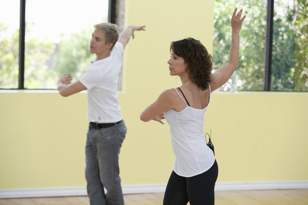 "<div class=""meta ""><span class=""caption-text "">Jennifer Grey joins two-time mirror ball champion Derek Hough for his seventh season. The season 11 star-studded cast and their professional partners get ready to break in their dancing shoes on ABC' 'Dancing With the Stars' for the long awaited two-hour season premiere, Monday, September 20. (ABC/Greg Zabilski)</span></div>"