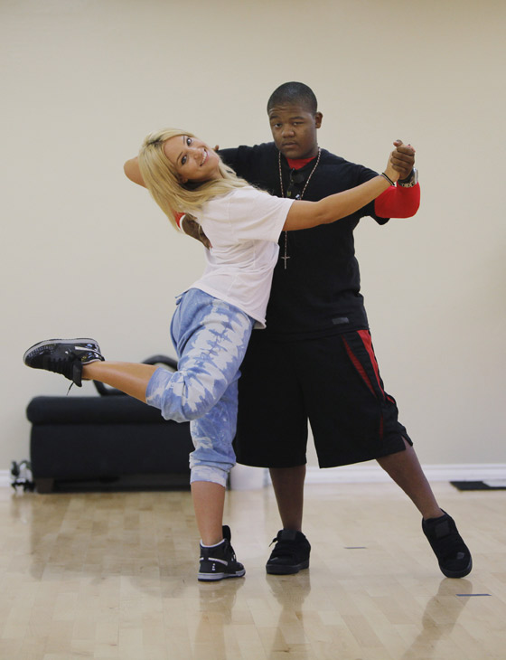 Kyle Orlando Massey partners up with Lacey...