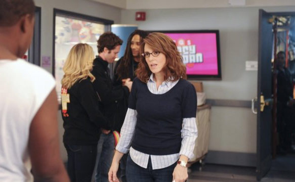 "<div class=""meta ""><span class=""caption-text "">Thursday, Jan. 20, 2011: '30 Rock' - The hit comedy series, which stars Tina Fey and is a spoof of 'Saturday Night Live,' continues its fifth season on NBC at 10 p.m. ET. (NBC)</span></div>"