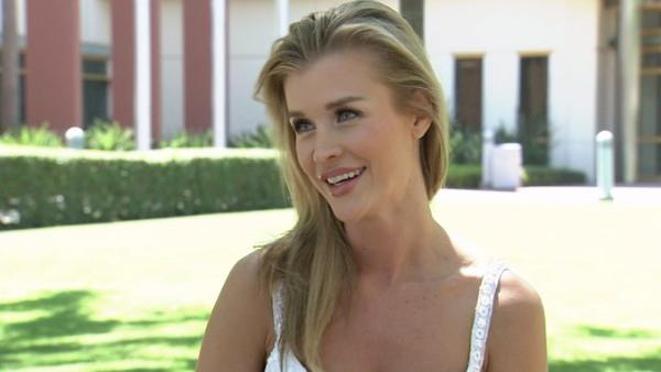 Joanna Krupa talks T.O.