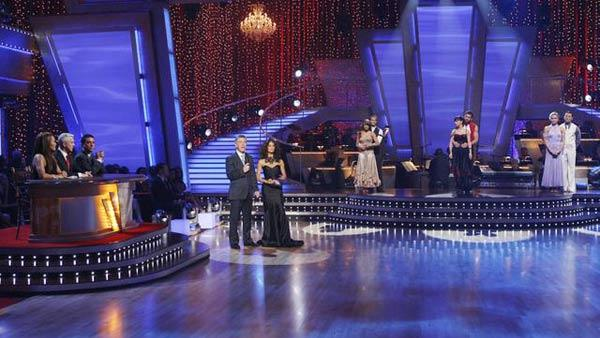 Remaining couples on 'Dancing With the Stars: The Results Show', Sept. 29, 2009