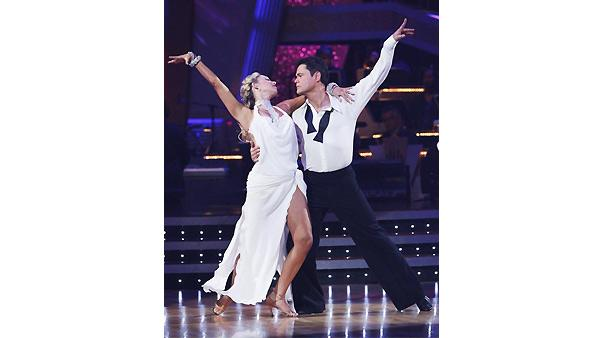 Donny Osmond, Kym Johnson on 'Dancing With the Stars', Oct. 5, 2009