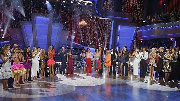 Remaining couples on 'Dancing With the Stars', Oct. 5, 2009