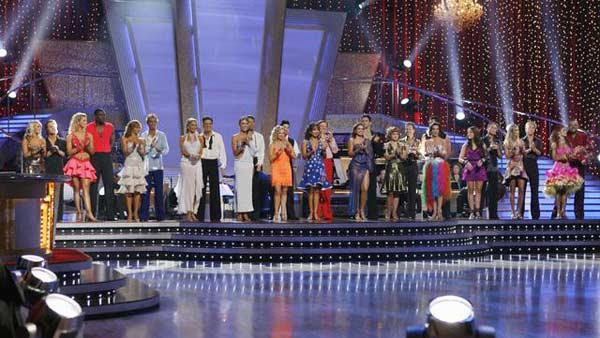 Remaining couples on 'Dancing With the Stars: The Results Show,' Oct. 6, 2009