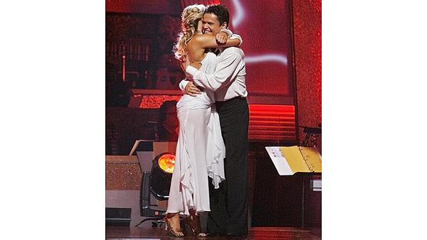 Donny Osmond, Kym Johnson on 'Dancing With the Stars: The Results Show,' Oct. 6, 2009