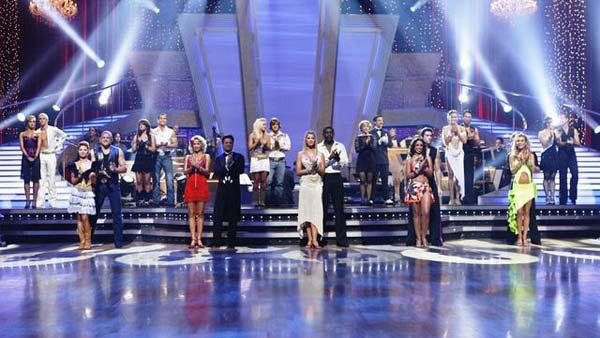 Remaining couples on 'Dancing With the Stars,' Oct. 13, 2009