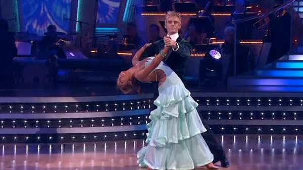 'Dancing With the Stars', Monday, October 26, 2009.