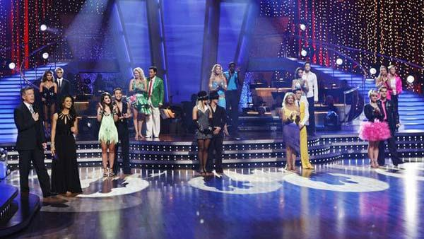 Remaining couples await fate on 'Dancing With the Stars,' Oct. 27, 2009