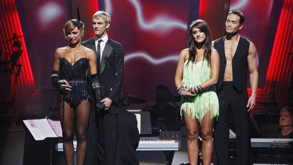 Remaining couples await fate on 'Dancing With the Stars,' Nov. 3, 2009