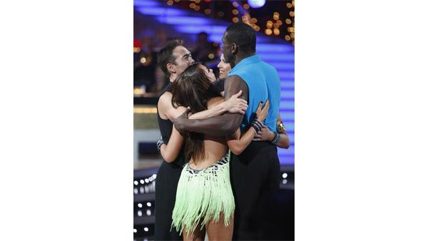 Last dance for two couples eliminated on 'Dancing With the Stars,' Nov. 3, 2009