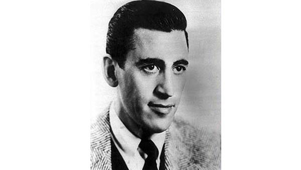 In this 1951 photo, J.D. Salinger, author of 'The Catcher in the Rye', 'Nine Stories', and 'Franny and Zooey' is shown.
