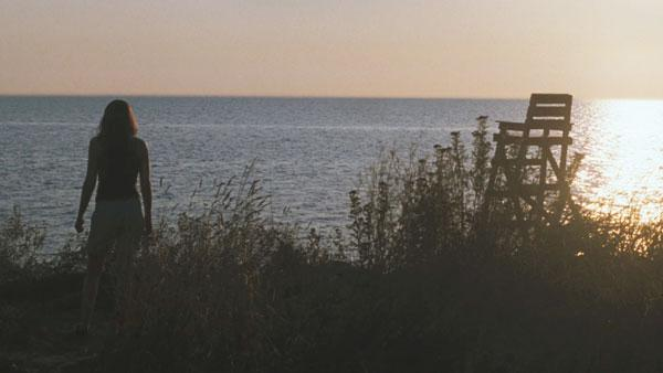 Bella (Kristen Stewart) stares out at the ocean searching for answers in 'Twilight Saga: Eclipse.'