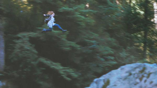 Victoria (Bryce Dallas Howard) hunts down Bella in 'The Twilight Saga: Eclipse.'
