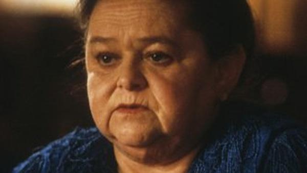 Zelda Rubinstein in a scene from the 1986 release, 'Poltergeist II: The Other Side.'