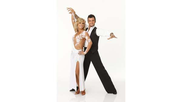 Reality TV personality Kate Gosselin joins Tony Dovolani, who returns for his ninth s