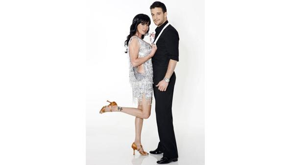 TV icon Shannen Doherty joins two-time 'Dancing With the Stars' champ Mark Ballas, who returns for