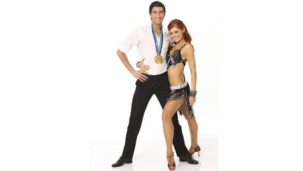 Olympic figure skating gold medalist Evan Lysacek joins Anna Trebunskaya, who returns for her fifth season of 'Dancing With the Stars.'