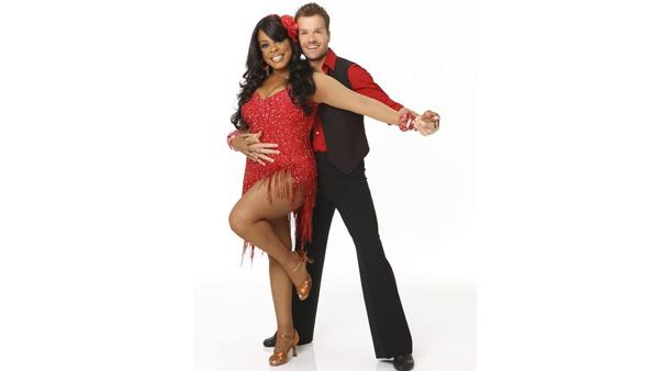 TV host and producer Niecy Nash joins Louis Van Amstel, who returns for his sixth season of 'Dancing With the Stars.'