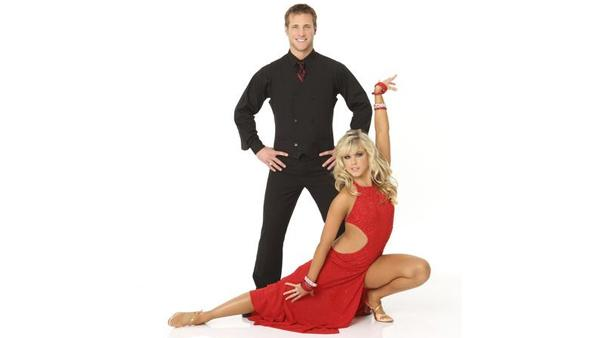 Recent bachelor Jake Pavelka joins Chelsie Hightower, who returns for her third season of 'Dancing With the Stars.'