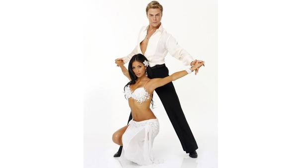 Lead singer of The Pussycat Dolls Nicole Scherzinger joins Season 7 champ Derek Hough, who returns for his sixth season.