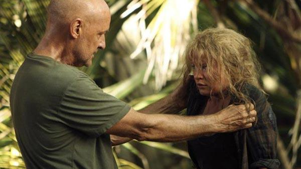 'LOST: Recon' (Tuesday, March 16, 2010): Locke/Smokey (Terry O'Quinn) tricked Claire (Emilie de Ravin) into believing The Others stole her baby.