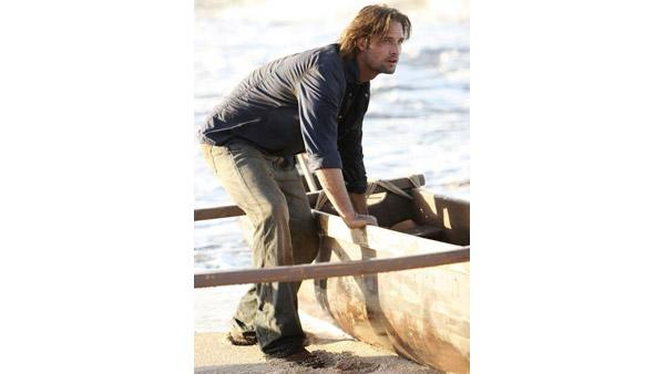 'LOST: Recon' (Tuesday, March 16, 2010): Sawyer (Josh Holloway) is sent by Locke/Smokey back to Hydra Island, where we spent a miserable chunk of season 2 watching Sawyer and Kate locked up in bear cages.