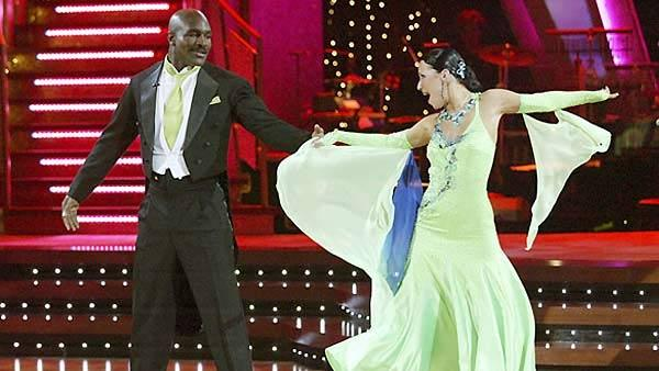 'Dancing With the Stars' 2005 Season 1 contestant and boxing legend Evander Holyfield