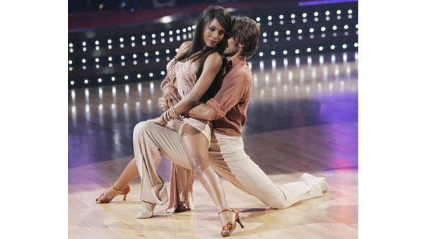 Season 7 'Dancing With the Stars' contestant Toni Braxton has been working on her new album, 'Pulse,' scheduled to be released May 2010.