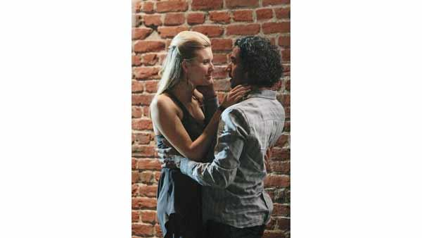 Sayid Jarrah (Naveen Andrews) and his old love Shannon Rutherford (Maggie Grace) remember their times on the Island.