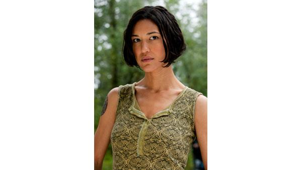 Leah Clearwater (Julia Jones)