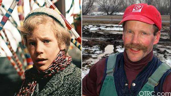 Peter Ostrum starred as the original Charlie Bucket in 'Willy Wonka and the Chocolate Factory' in 1971. He currently lives in upstate New York with his wife and two children where he works as a large animal veterinarian.