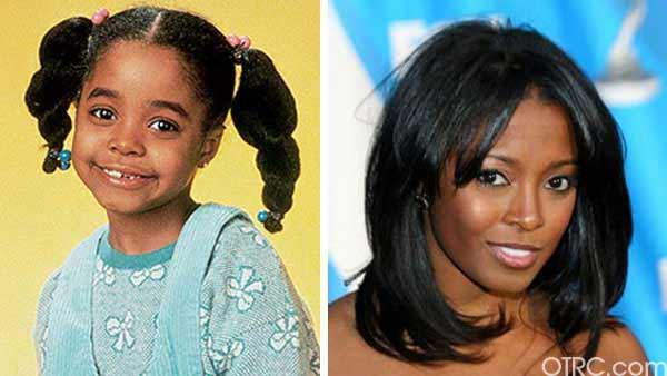 Keisha Knight-Pulliam was the youngest actress to be nominated for an Emmy at age 6 for her role as Rudy Huxtable on 'The Cosby Show' in the early 1980s.  Now at age 31, Knight-Pulliam currently has a starring role on 'Tyler Perry's House of Payne'.