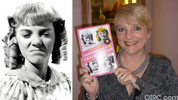 Alison Arngrim is best known for her role as Nellie Oleson on the hit show 'The Little House on the Prairie'