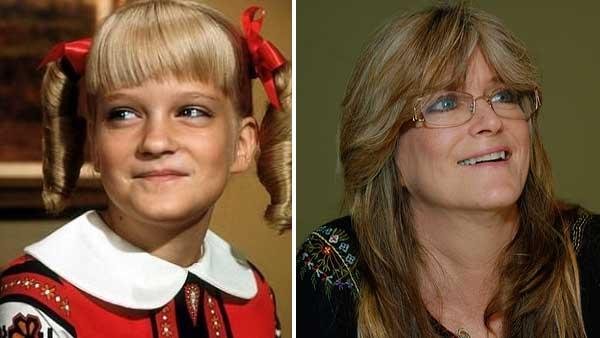 Susan Olsen is famously known as Cindy Brady the youngest Brady on 'The Brady Bunch'
