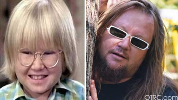 Robbie Rist's claim to fame was his role as cousin Oliver on the television series 'The Brady Bunch'