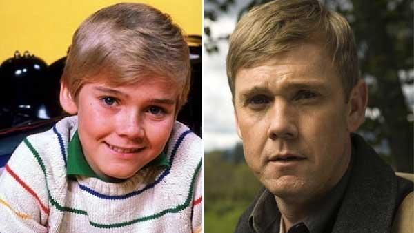 Rick Schroder made his film debut at age 9 and went on to star in the T.V. series 'Silver Spoons'