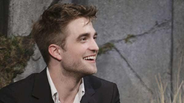 Robert Pattinson (Edward Cullen) at the primetime special 'Jimmy Kimmel Live's Twilight Saga: Total Eclipse of the Heart', set to air on Wednesday, June 23 at 10 p.m. ET on ABC.