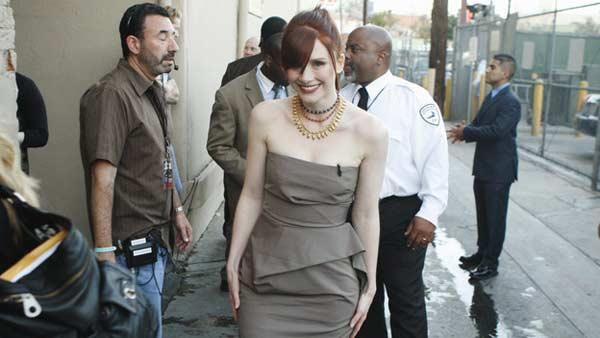 Bryce Dallas Howard (Victoria) at the primetime special 'Jimmy Kimmel Live's Twilight Saga: Total Eclipse of the Heart', set to air on Wednesday, June 23 at 10 p.m. ET on ABC.