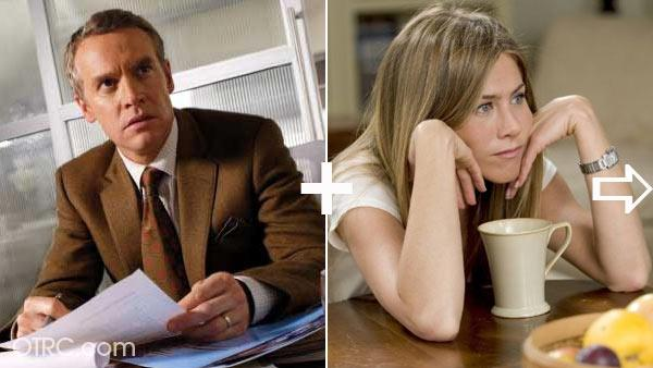Tate Donovan was once engaged to Jennifer Aniston until 1998 when she began dating Brad Pitt.