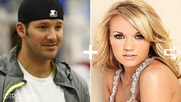 Dallas Cowboys' quarterback Tony Romo confirmed that he dated Carrie Underwood until 2007.