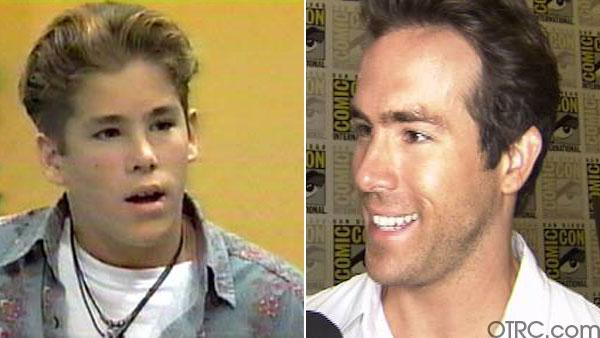 In the 1990s, a young Ryan Reynolds starred in the Canadian shows 'Fifteen', Nickelodeon's first teenage soap opera, and 'The Odyssey', a sci-fi teen series in which he played a villain named Macro.