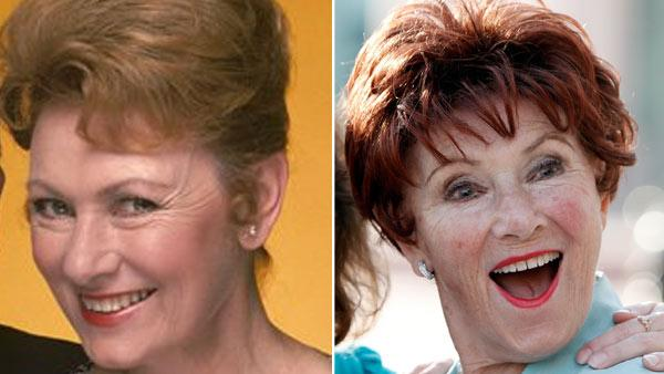 Marion Ross played Marion Cunningham, the mother, on the 1970s sitcom 'Happy Days.' Ross is still acting and recently made guest-appearances on TV shows such as 'Nurse Jackie' and 'Grey's Anatomy.'