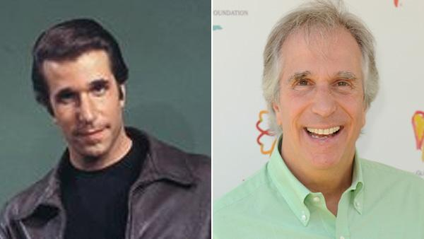Henry Winkler played the role of high school dropout and greaser Arthur 'Fonzie' Fonzarelli on the 1970s sitcom 'Happy Days.' Winkler is an actor, director and producer.