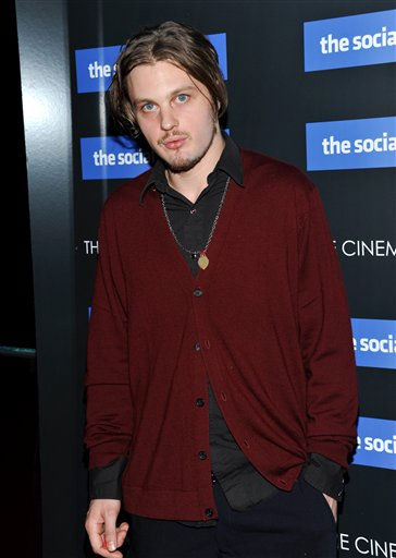 Actor Michael Pitt attends a special screening of &#39;The Social Network&#39; hosted by The Cinema Society on Wednesday, Sept. 29, 2010 in New York. &#40;AP Photo&#47;Evan Agostini&#41; <span class=meta>(AP Photo&#47; Evan Agostini)</span>