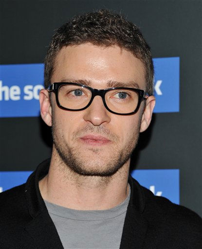Actor Justin Timberlake attends a special screening of &#39;The Social Network&#39; hosted by The Cinema Society on Wednesday, Sept. 29, 2010 in New York.  <span class=meta>(AP Photo&#47;Evan Agostini)</span>